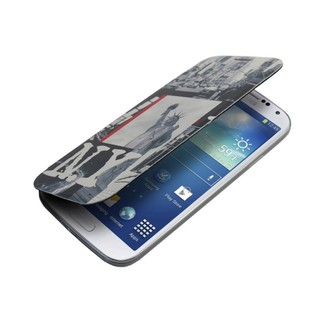 Etui Folio Samsung Galaxy ACE 4 Akashi New York Statue