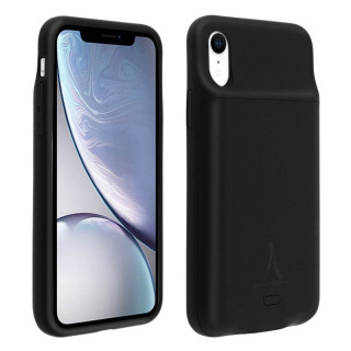 Coque Batterie iPhone XR (4500mAh) Akashi Noire