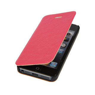 Etui Folio Apple iPhone 5/5S/SE Akashi Rose