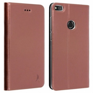 Etui Folio Huawei P8 Lite (2017)/Honor 8 Lite (2017) Akashi Rose Gold