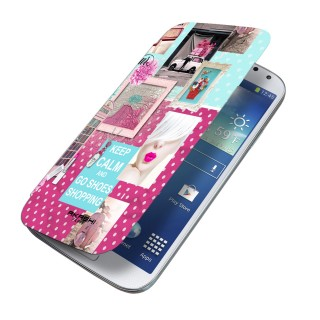 Etui Folio Samsung Galaxy S7 Shopping Akashi