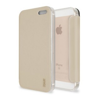 Etui Apple iPhone 5/5S/SE Artwizz SmartJacket Or