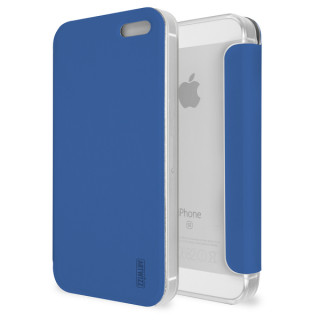Etui Apple iPhone 5/5S/SE Artwizz SmartJacket Bleu