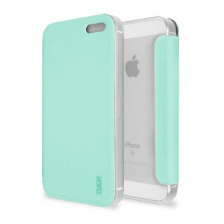 Etui Apple iPhone 5/5S/SE Artwizz SmartJacket Turquoise