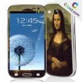 "Sticker Samsung Galaxy S3 personnalisation Coovz ""Joconde"""