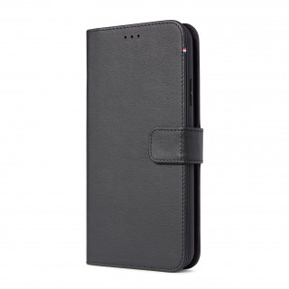 Etui Apple iPhone 11 Decoded Folio Détachable Cuir Noir