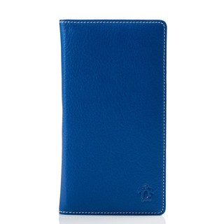 Etui Cuir Samsung Galaxy S6 Issentiel Exclusive Bleu Royal
