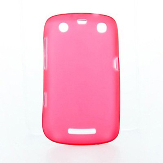 Coque Gel Blackberry 9360 Rouge
