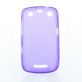 Coque Gel Blackberry 9360 Violet