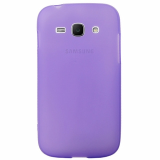 Coque Gel Samsung Galaxy ACE3 Violette