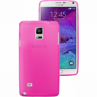 Coque Gel Samsung Galaxy Note 4 Rose