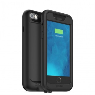 Coque Batterie Etanche Apple iPhone 6/6s Juice Pack H2Pro Mophie Noir