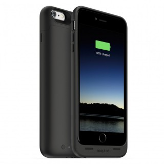 Coque Batterie Apple iPhone 6 Plus/6s Plus Juice Pack Mophie Noir