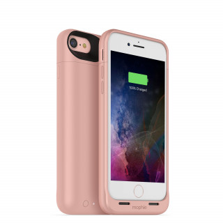Coque Batterie Apple iPhone 7/8 Juice Pack Air Mophie Rose Doré