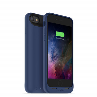 Coque Batterie Apple iPhone 7 Juice Pack Air Mophie Bleu