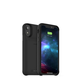 Coque Batterie Apple iPhone XR Juice Pack Access Mophie Noir