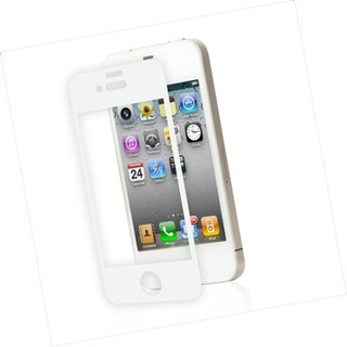 Protection Ecran Transparente iPhone 4 / 4S iVisor XT Moshi Blanche