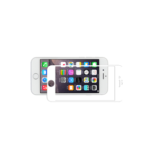 Protection Ecran iPhone 6/6s iVisor XT Moshi Blanc