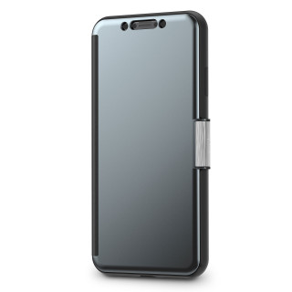 Etui iPhone XS Max StealthCover Moshi Gris Anthracite