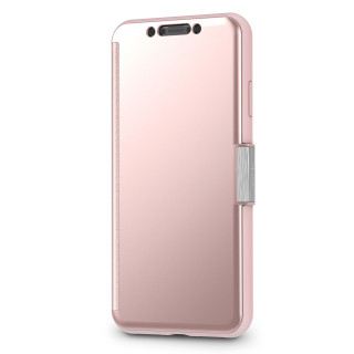 Etui iPhone XS Max StealthCover Moshi Champagne Rosé