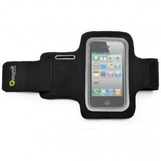 Brassard Sport L Apple iPhone 3G/3GS/4/4S Muvit Noir