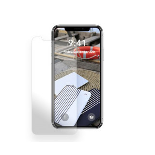 Vitres Protection Ecran iPhone XS/X MW Glass Basic