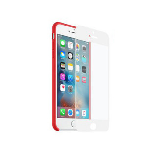 Vitre de Protection Ecran Apple iPhone 6/6s Easy Glass MW Blanc