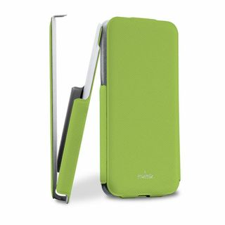 "Etui Apple iPhone 5C Puro ""Flipper Case"" Vert"