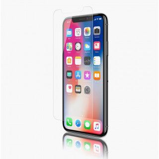 Vitre Protection Ecran iPhone XR Optiguard Glass Protect Clear QDOS