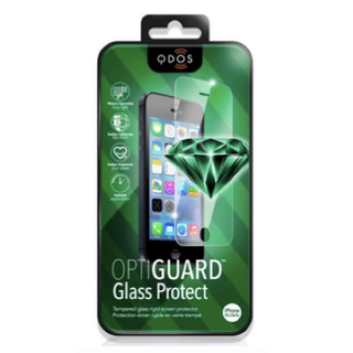 Vitre Protection Ecran iPhone 6/6s Optiguard Glass Clear QDOS