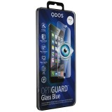 Vitre Protection Ecran iPhone 7 Optiguard Glass Blue Light QDOS