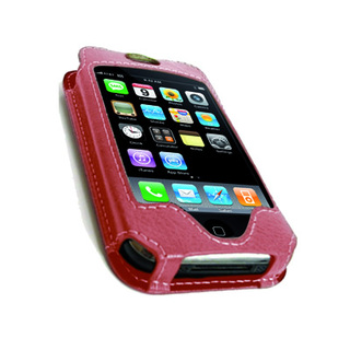 Etui rouge Skpad pour iPhone 4 / 4S, 3G & 3GS
