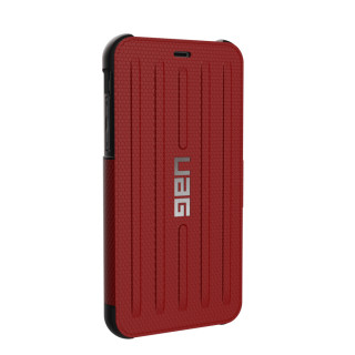 Etui Folio Apple iPhone XR UAG Metropolis Magma