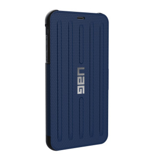 Etui Folio Apple iPhone XS Max UAG Metropolis Cobalt