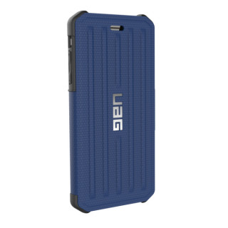 Etui Folio Apple iPhone 7 Plus/8 Plus/6s Plus/6 Plus UAG Metropolis Bleu