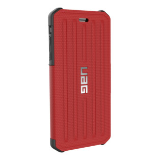 Etui Folio Apple iPhone 7 Plus/8 Plus/6s Plus/6 Plus UAG Metropolis Rouge