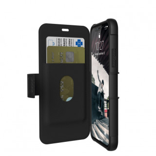 Etui Folio Apple iPhone XS/X UAG Metropolis Noir