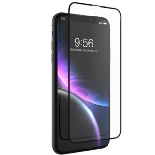 Vitre Protection Ecran iPhone XR Zagg InvisibleShield Glass Curve