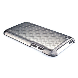 "Coque iPod Touch 4G ""Steel effect"" QDOS"