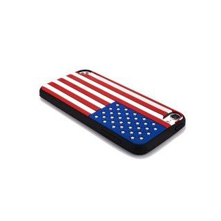 "Coque iPod Touch 5G QDOS Softies ""USA"""