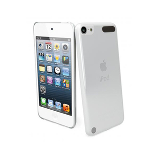 Coque transparente Apple iPod Touch 5G + film protecteur