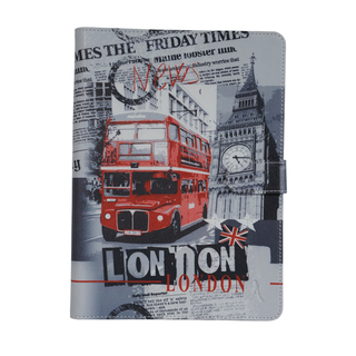 "Etui Universel Tablettes 9""-10"" Akashi London News"
