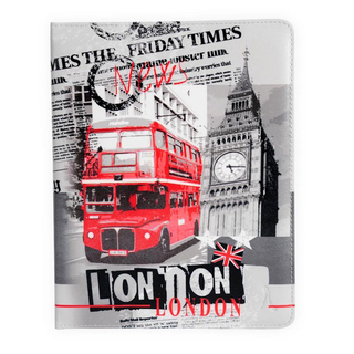Etui Apple iPad Air/iPad Air 2 Akashi London News