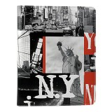 Etui Apple iPad Air Akashi New York Statue