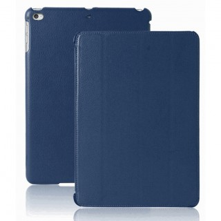 Etui Apple iPad Air/iPad Air 2 Akashi Bleu