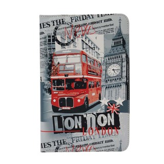 "Etui Samsung Galaxy TAB3/TAB4/TAB S 10"" Akashi London News"