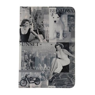 "Etui Apple iPad Mini/iPad Mini 2 Retina/iPad Mini 3 ""Hollywood"" Akashi"