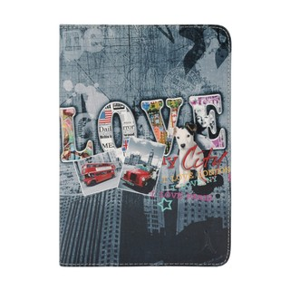 "Etui Apple iPad Mini/iPad Mini 2 Retina/iPad Mini 3 ""I Love My City"" Akashi"