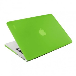 "Coque Apple MacBook Pro Retina 13"" Artwizz Rubber Clip Vert"