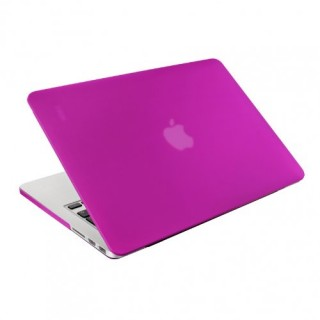 "Coque Apple MacBook Air 13"" Artwizz Rubber Clip Violet"